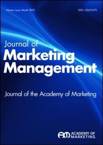 Journal of Marketing Management