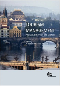 Tourism Management: Analysis, Behaviour and Strategy