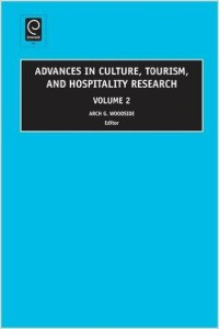 Advances in Culture, Tourism and Hospitality Research, Volume 2